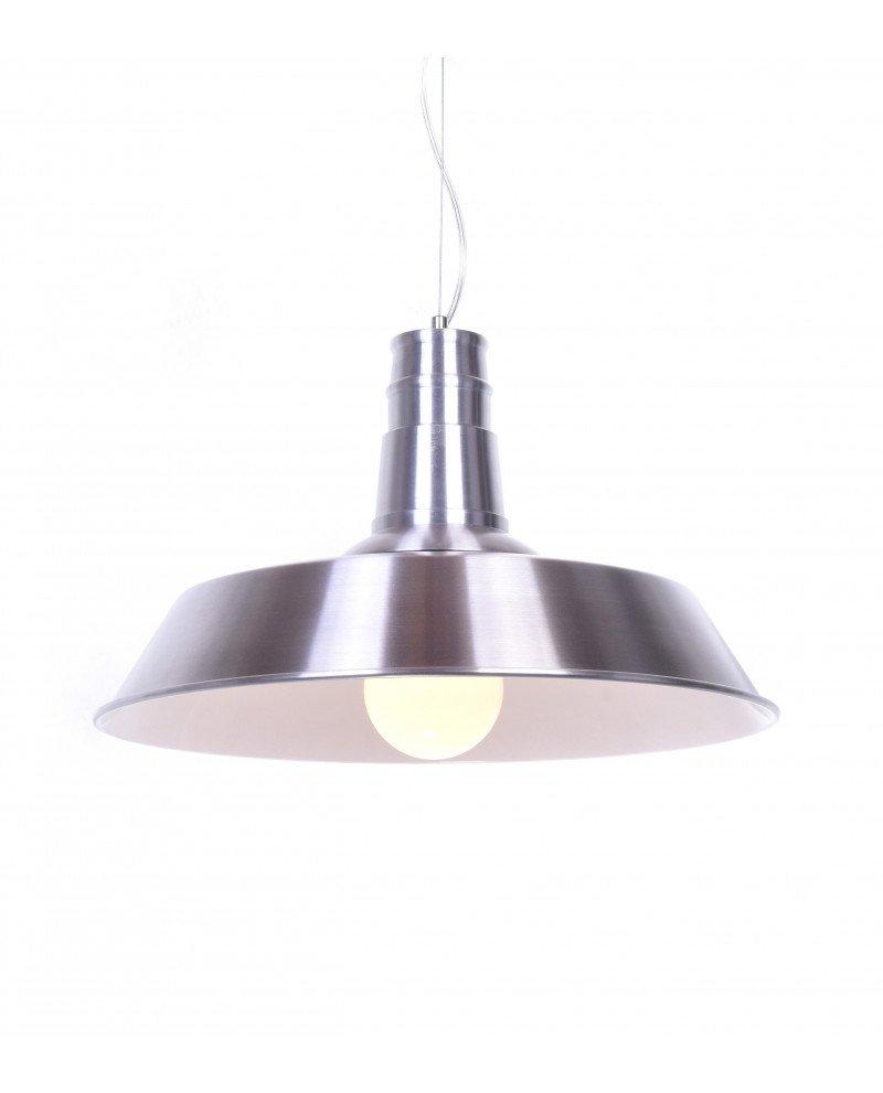 lampadario rustico metallo da soffitto test