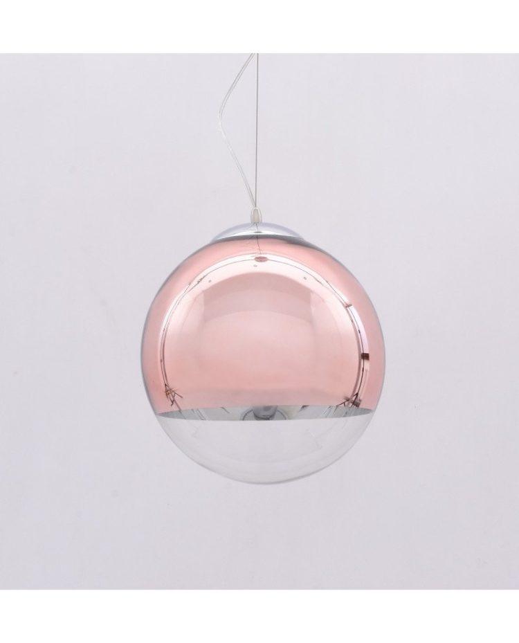 sfera vetro trasparente