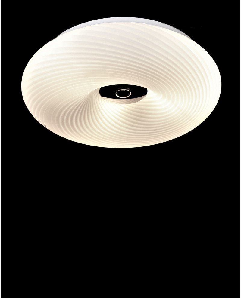 Lampadario plafoniera stile moderno per camera da letto Monarte D50