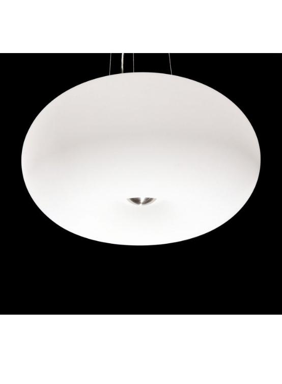 lampada moderna salotto colore bianco design moderno