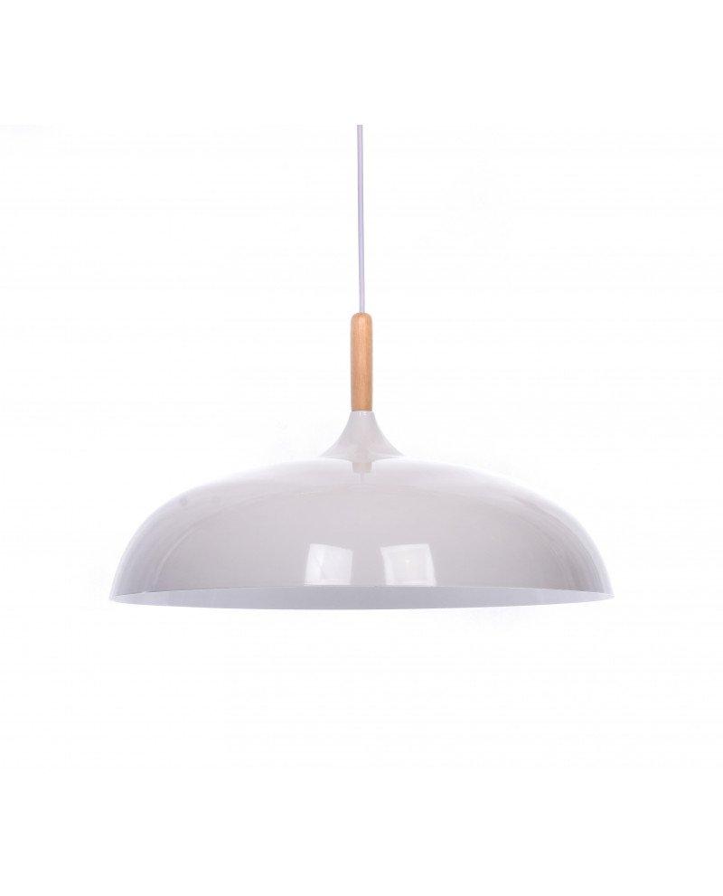 lampada a sospensione in stile colore bianco per cucina 1 test