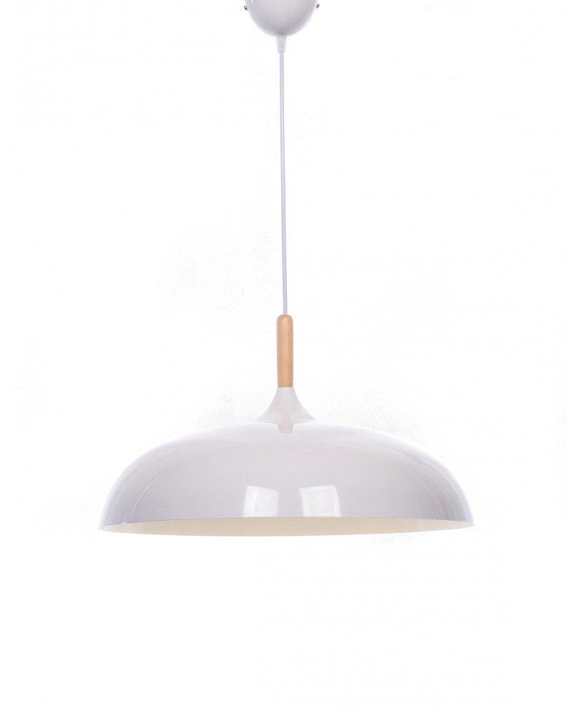 lampada a sospensione in stile colore bianco per cucina 6 test