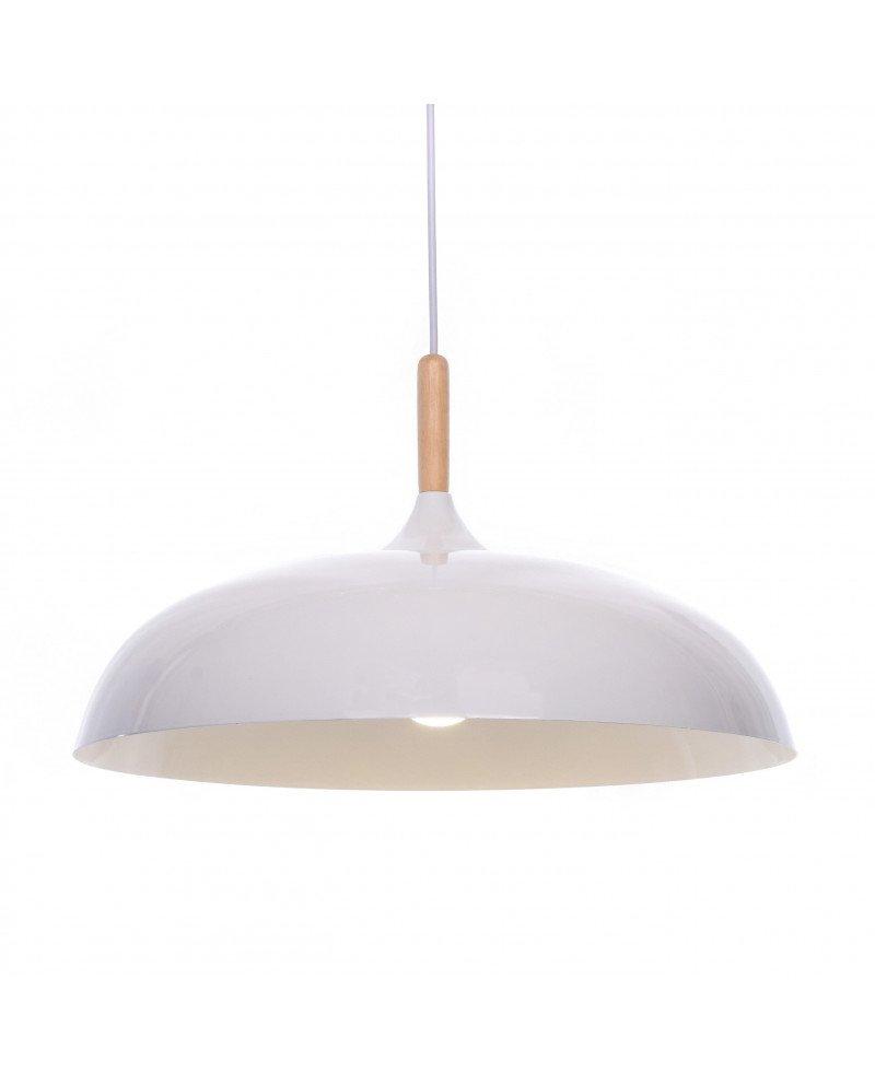 lampada a sospensione in stile colore bianco per cucina 8 test