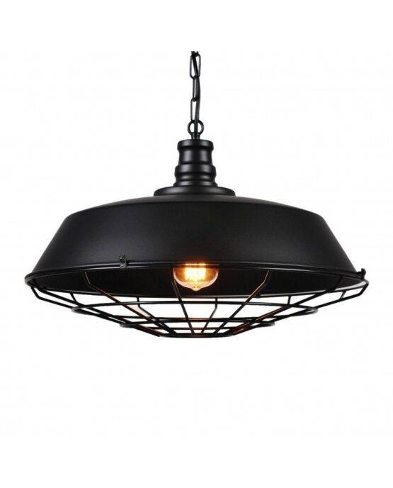 lampada da soffitto in stile industriale arigio d45