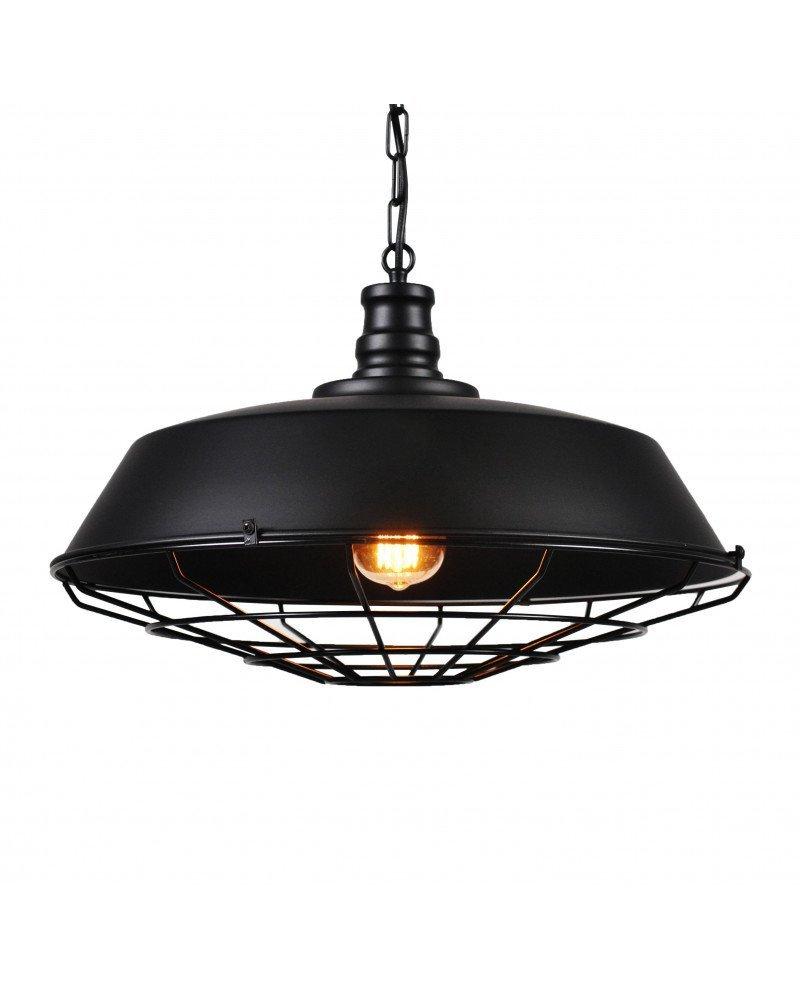 Lampade Da Soffitto Per Taverna lampada da soffitto industriale rustica d45 arigiò