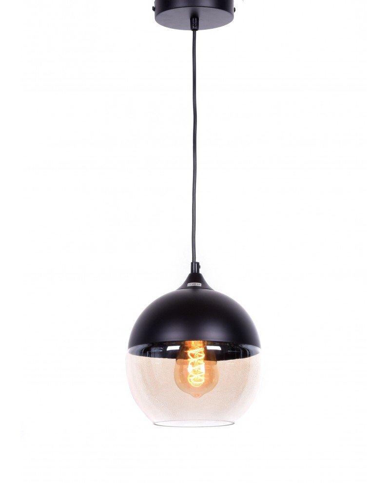 lampada da soffitto in stile industriale metallo nero 23 test