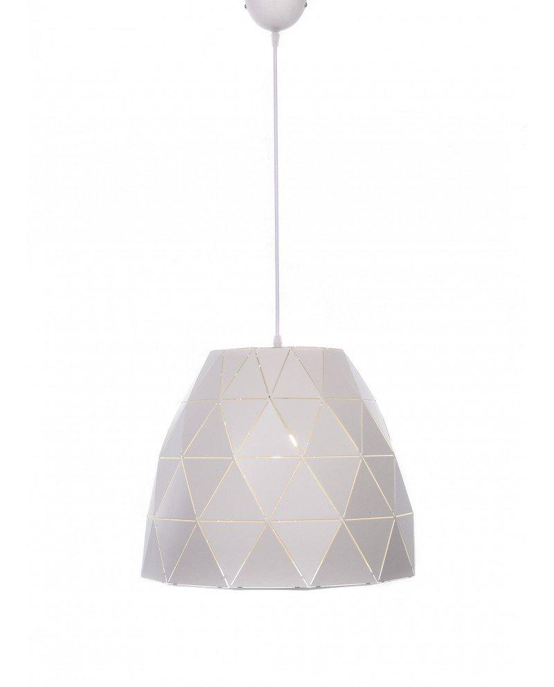 Lampada moderna per camera da letto design Dukka Bianca test