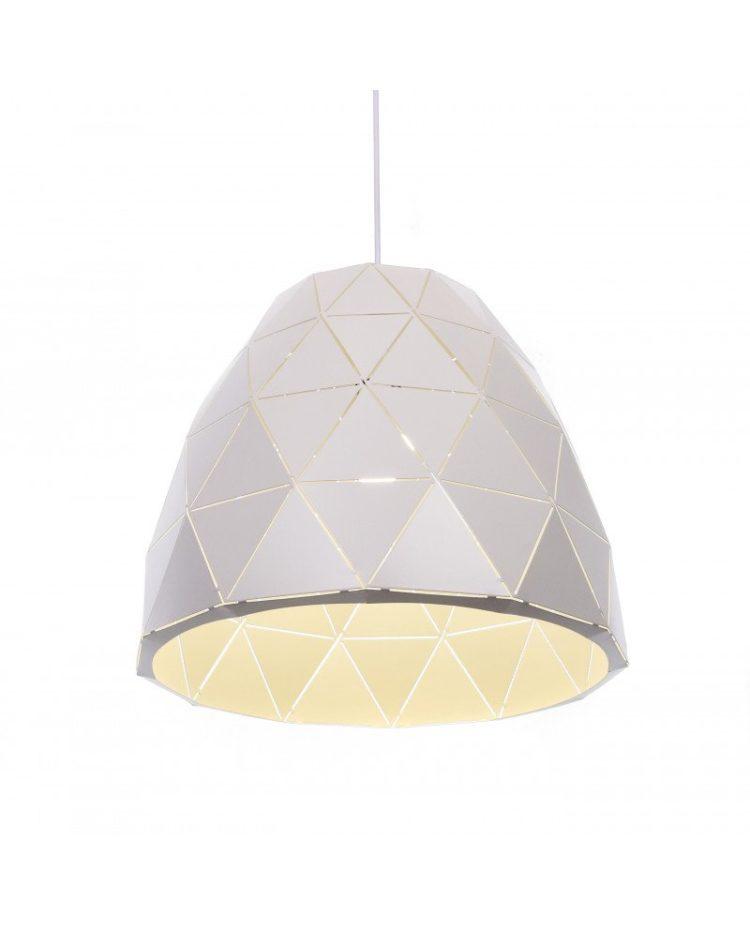 lampada da soffitto ultramoderna dukka bianca b