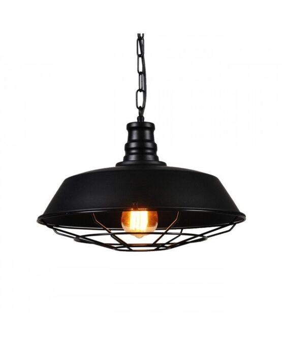 lampada da taverna in stile rustico D 35