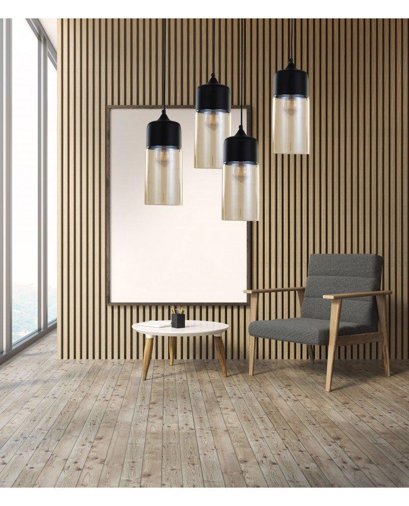 lampada industriale per illuminazione appartamento Zenia 21121 test
