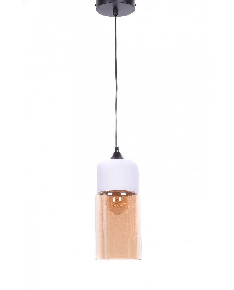 lampada industriale per illuminazione appartamento Zenia bianca 11 test