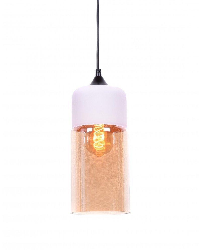 lampada industriale per illuminazione appartamento Zenia bianca test