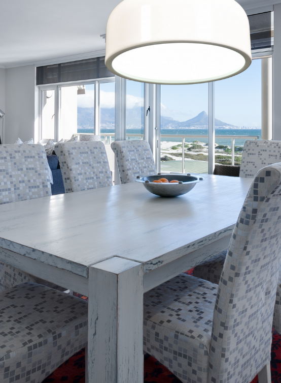 lampadario bianco moderno tavolo da pranzo