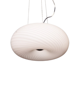 lampada moderna design forma rotonda a sospensione