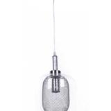 lampada moderna design vetro trasparente
