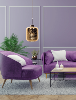 lampada sospensione design oro in vetro per salotto