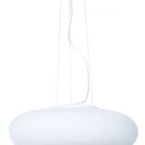 lampada sospesa bianca BIANTE