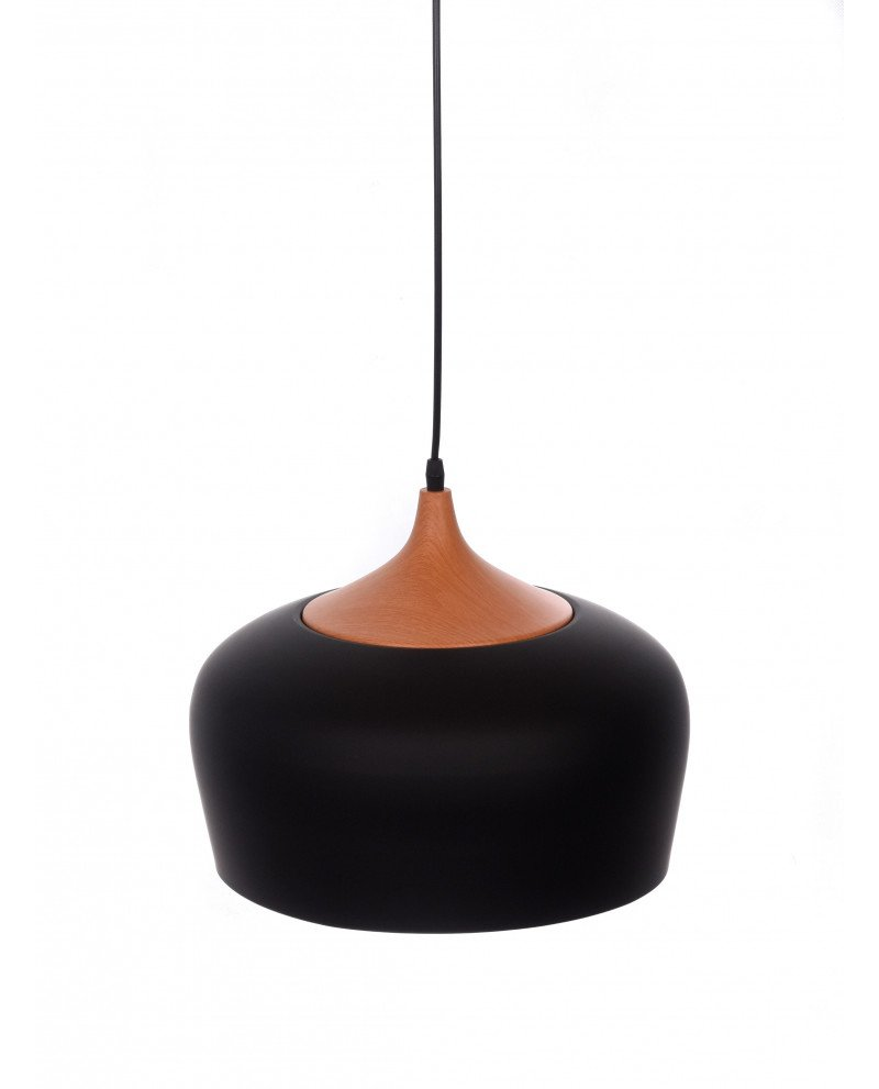 lampadario da soffitto scandinavo design esclusivo minimal nero 123 test
