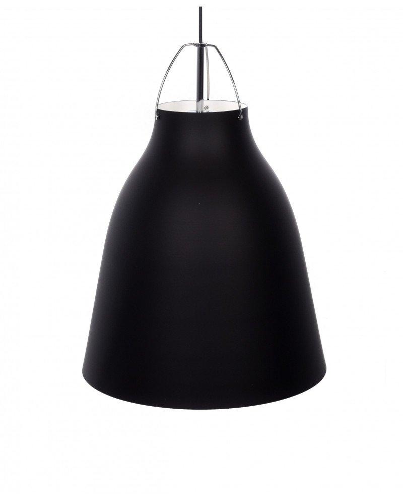 lampadario in stile scandinavo vintage rayo nero 2 test