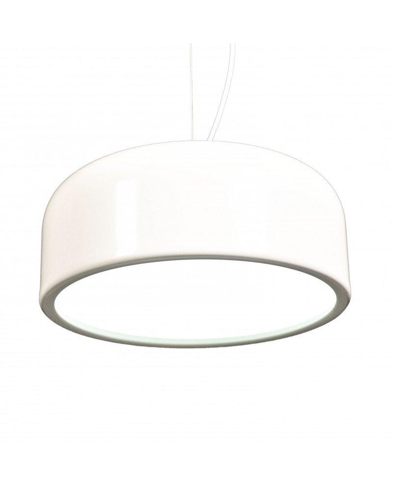 Lampadari Moderni In Offerta.Lampadario Italiano Moderno In Bianco Di Design
