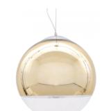 lampadario oro design