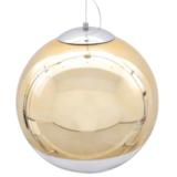 lampadario oro moderno a sospensione