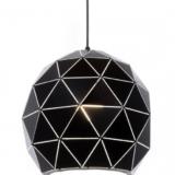 lampade geometriche nere