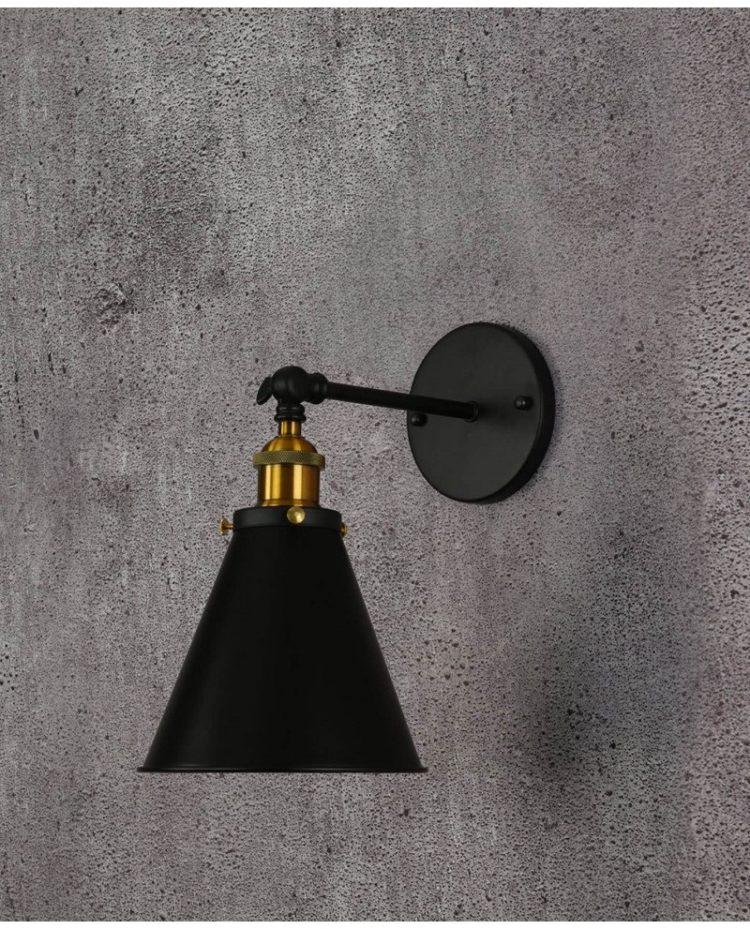 Applique da parete moderna da interni Design industriale RUBI