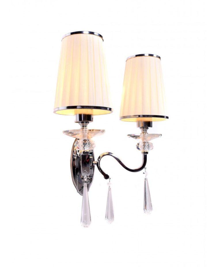 applique due luci classiche eleganti