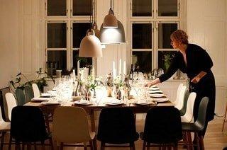 lampadari vintage per la casa