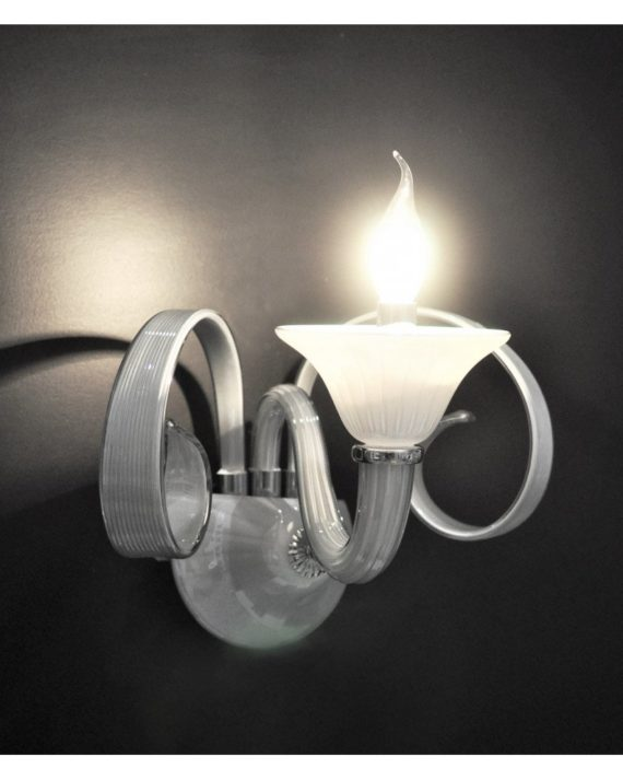 applique illuminare bagno e specchio