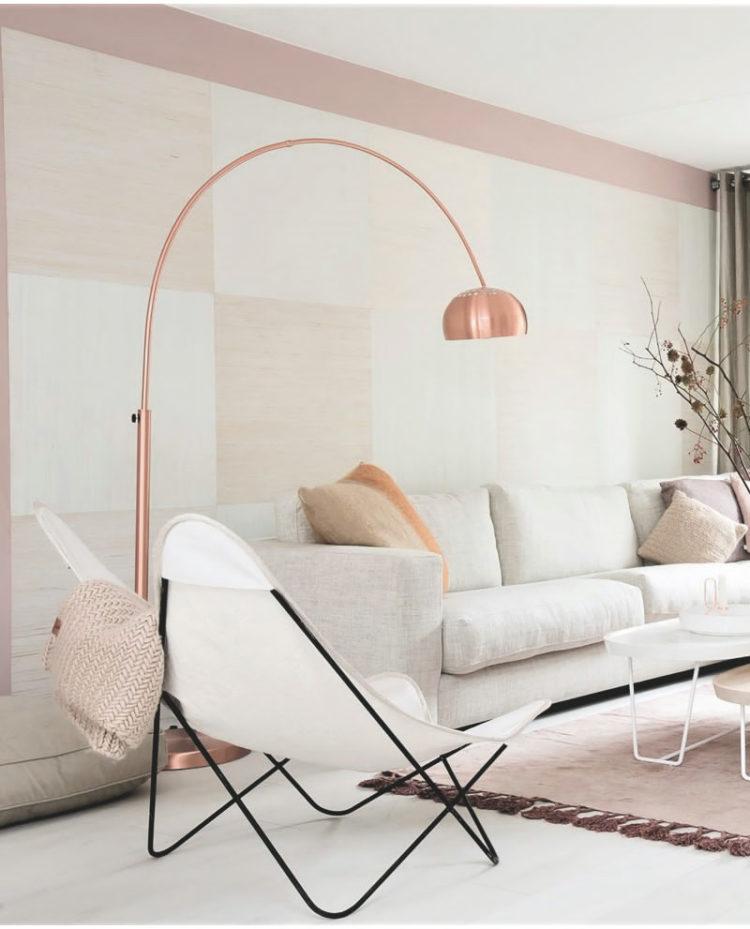 piantana arco decorativa di design