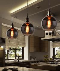Lampade vintage industriali e lampade moderne ...