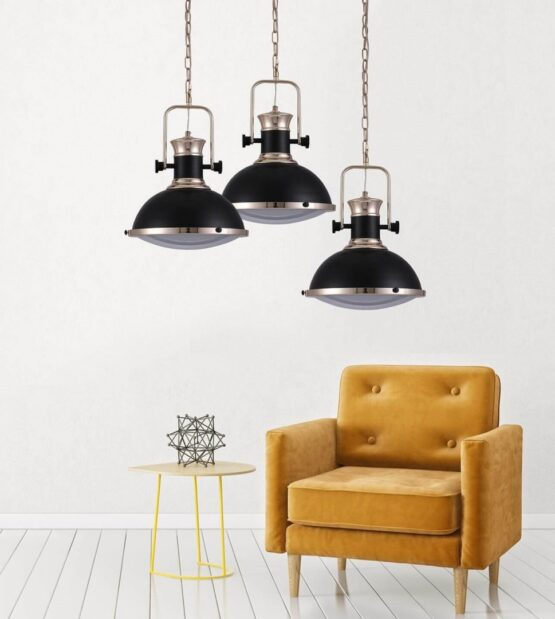 lampade vintage industrial chic moderne a sospensione