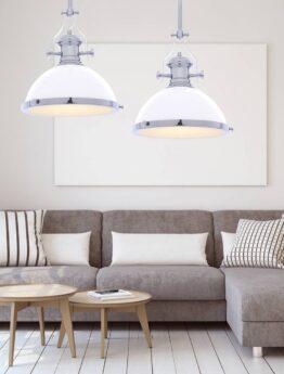 idee arredo lampade industriali