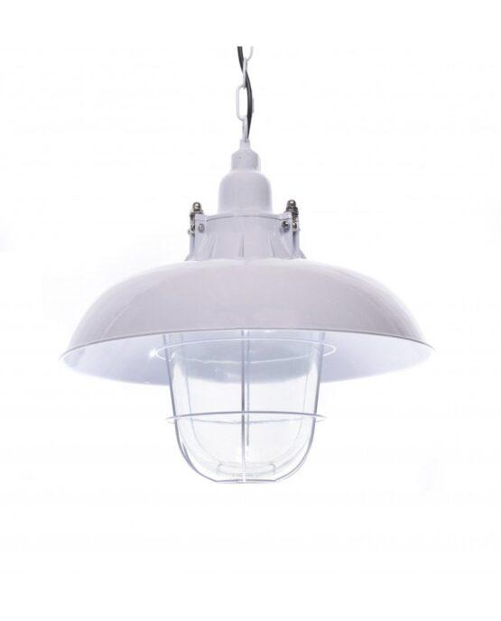 lampade vintage bianche