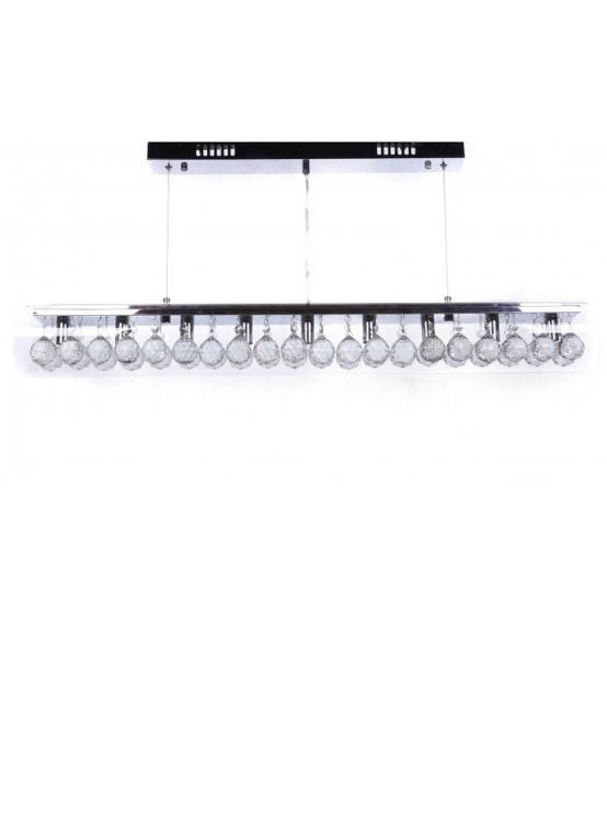 illuminazione orizzontale da soffitto a sospensione