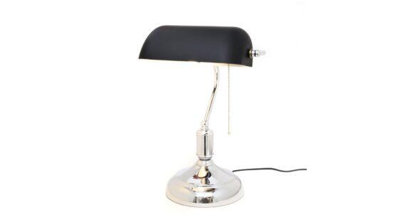 lampade ministeriali moderne con paralume nero