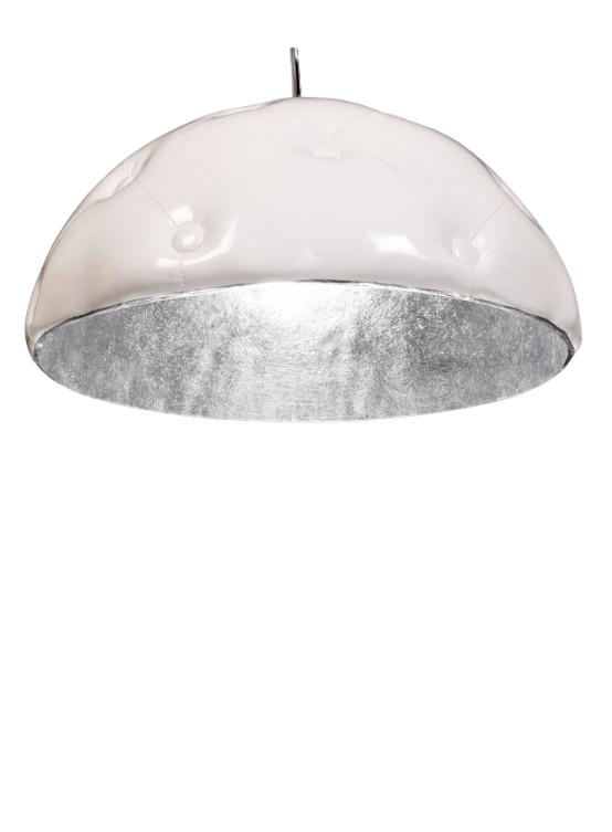 lampada a soffitto capitonné