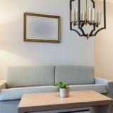 lampadari soggiorno metallo nero