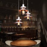 lampade soffitto 3 luci vintage