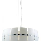 lampada a soffitto moderna bianca