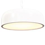 lampada a sospensione bianca grande