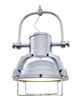 lampada faro vintage industriale