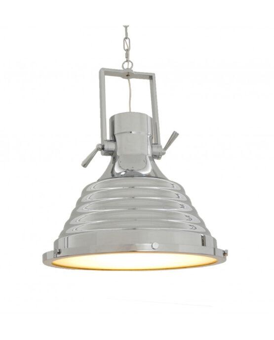 lampada industrial chic di design per salotto
