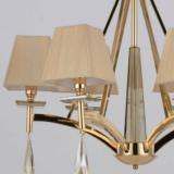lampadari classici con cristalli da interno molto particolare per abbellire e decorare casa