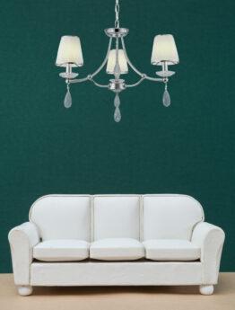 lampadari classici cristallo 3 luci