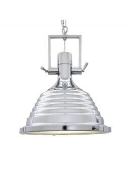 lampada sospensione design industriale