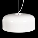 lampadario bianco moderno stile minimal