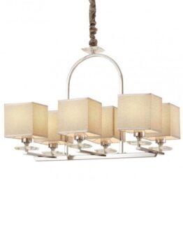 lampadari a sospensione moderni cromati